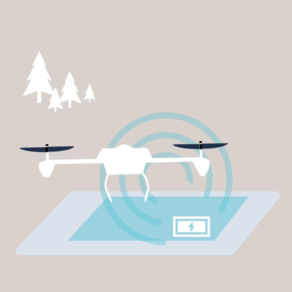 Aerial-Charging